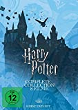 Harry Potter: The Complete Collection [8 DVDs] - Mit Daniel Radcliffe, Emma Watson, Rupert Grint