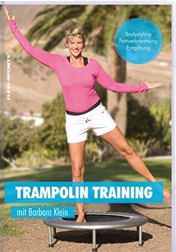 Preisvergleich Produktbild Flexi-Sports Trampolin Training DVD mit Barbara Klein,  Laufzeit ca. 70 Minuten