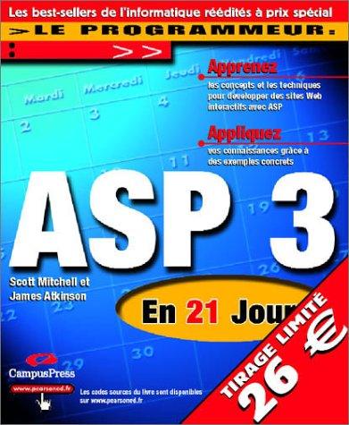 ASP 3 - Sélection Campus