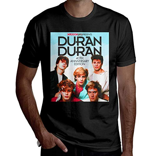 Men's Duran Duran Classic Pop 40th Anniversary T-shirt - S to 3XL