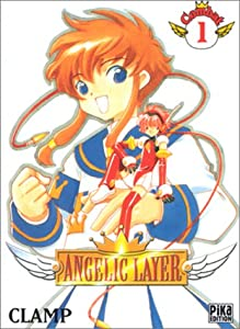 Angelic Layer Edition simple Tome 1