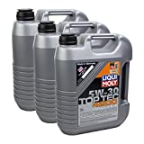 Liqui Moly 3X 3707 Top Tec 4200 5W-30 Motoröl
