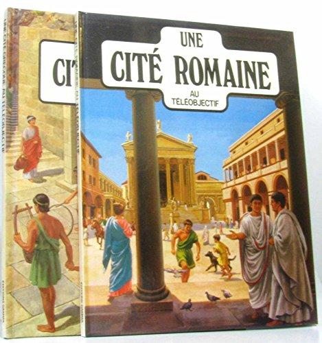 Une cité romaine au téléobjectif + une cité grecque au téléobjectif