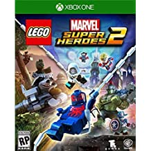 WB Games Lego Marvel Superheroes 2 Xbox One 1 Pack Original Version
