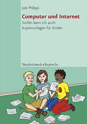 Computer und Internet. Surfen kann ich auch. Kopiervorlagen für Kinder (Lernmaterialien) (TOP TEN)