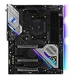 Asrock x570 Taichi, AMD x570, AM4, DDR4, PCIe 4.0, Triple M.2, 2-Way SLI/3-Way Crossfire, Intel GbE/WiFi, USB 3.2, ATX