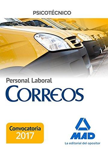 Personal Laboral de Correos y Telégrafos. Psicotécnico por 7 EDITORES