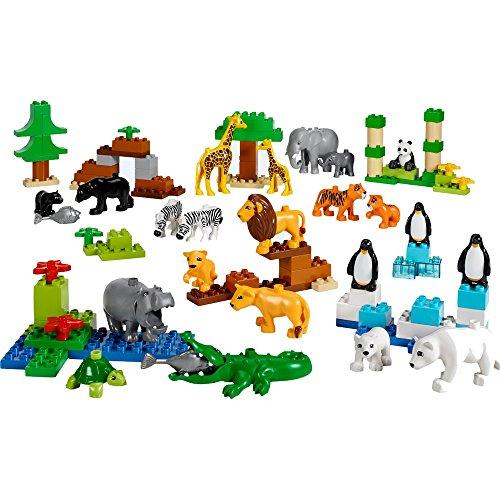 Wild-Animals-Set-LEGO-DUPLO