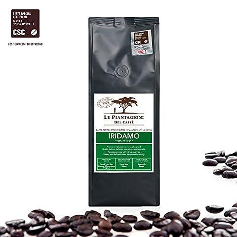 Estate Coffee | Certified Specialty Coffee Beans | Iridamo | 100% Arabica | 500g