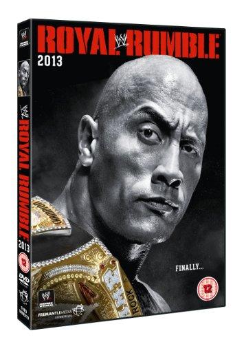 WWE: Royal Rumble 2013 [DVD] [UK Import]