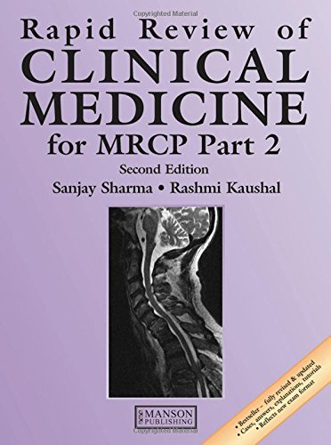 Rapid Review of Clinical Medicine for MRCP Part 2: Pt. 2 (Medical Rapid Review Series)