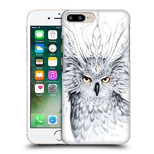Ufficiale Jonas jojoesart Jödicke Lupo Galassia Animali Selvatici Cover Retro Rigida per Apple iPhone 6 / 6s Gufo
