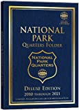 National Park Quarters Folder: Complete Philadelphia and Denver Mint Collection