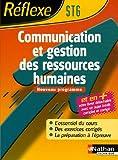 Communication et gestion des ressources humaines STG