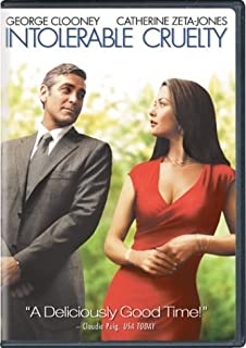 Intolerable Cruelty (Widescreen Edition) by George Clooney