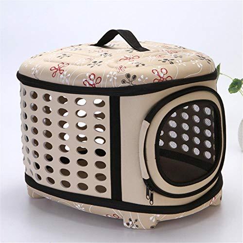SAMMZN Tragerucksäcke, Picknickrucksäcke, Katzen- und Hunderucksäcke, tragbare Katzentaschen, atmungsaktive Katzen- und Hundetaschen, einfache tragbare Reise, tragbar, atmungsaktiv