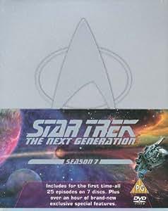 Star Trek: The Next Generation - Season 7 [DVD] [1990]