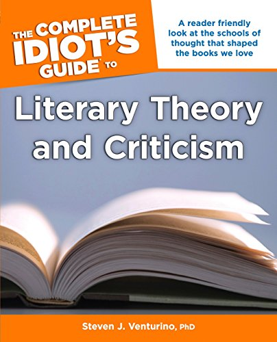 Pdf download the complete idiot s guide to literary theory and pdf download ebook free book english pdf epub kindle the complete idiot s guide to literary theory and criticism complete idiot s guides lifestyle fandeluxe Image collections