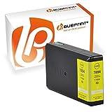 Bubprint Druckerpatrone kompatibel für Epson T7894 für WorkForce Pro WF-5100 Series WF-5110DW WF-5190DW WF-5600 Series WF-5620DWF WF-5690DWF Gelb
