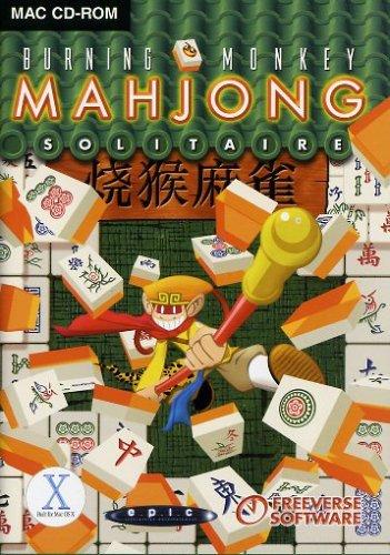 Burning Monkey Mahjong - [Mac] Mahjong-spiele Für Mac