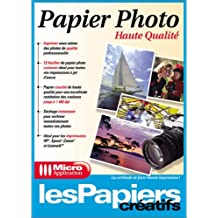 Papier Photo Haute Qualité
