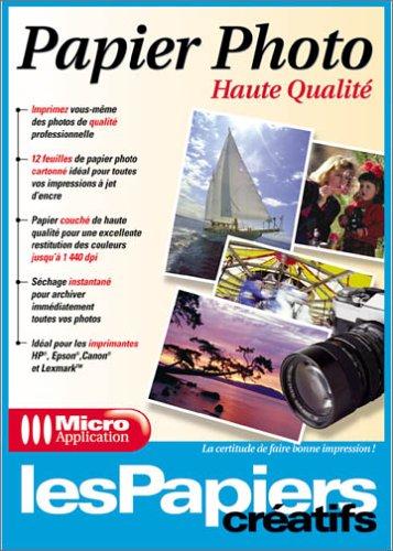 Papier Photo Haute Qualité par Collectif