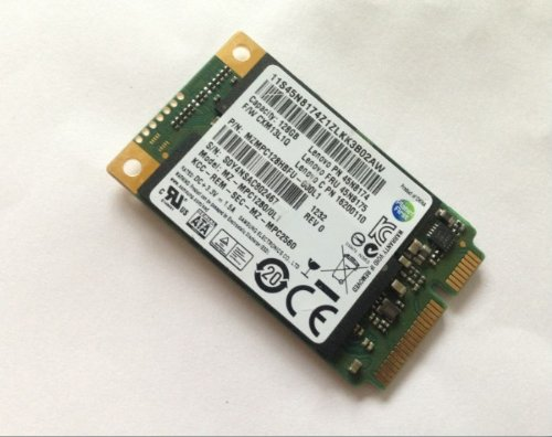 Samsung PM830mzmpc128hbfu Mini mSATA PCI-E 128G SSD für Ultraslim Notebooks (Samsung Ultraslim Notebook)