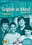English in Mind for Spanish Speakers  4 Student's Book with DVD-ROM - 9788483237519