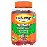 Haliborange Kids Vitamins Strawberry Multivitamins Softies 60s