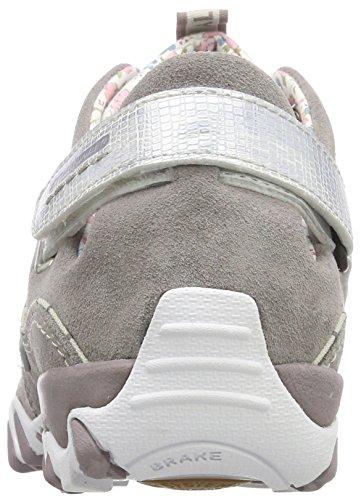Allrounder by Mephisto Damen Niwa Sneaker Grau (Smog)