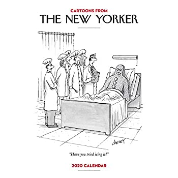 Cartoons from the New Yorker 2020 Calendar