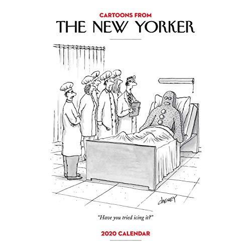 Cartoons from the New Yorker 2020 Calendar par Conde Nast