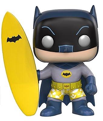 FUNKO - 10866 - Pop! Vinyle - Figurine - DC - Surfs Up Batman