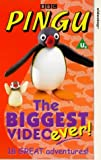 Picture Of Pingu: The Biggest Video Ever! [VHS]