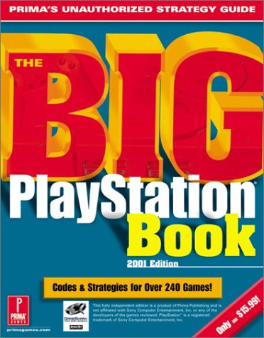 The Big Playstation Book 2001