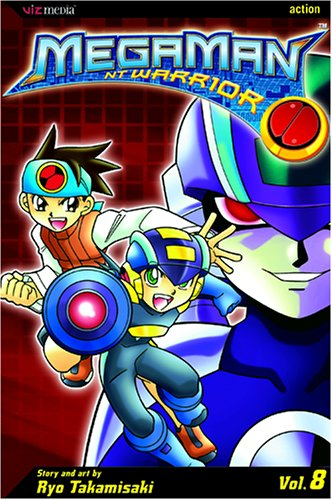 Megaman NT Warrior, Vol. 8: v. 8