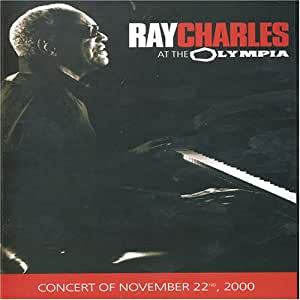 Ray Charles : Concert à l'Olympia (2000)
