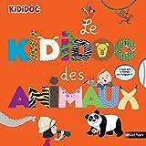 Le Kididoc des animaux - livre Pop-up - Dès 4 ans