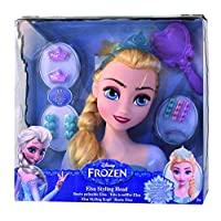"IMC Toys ""Frozen Elsa"" Styling Head (Multi-Colour)"