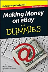 Making Money on Ebay for Dummies (Pocket Edition - 2009)
