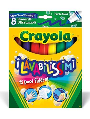 Crayola 8-Ultra reinigen waschbar Breiten Marker