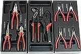BD-Tools Werkstattwagen bestückt rot - 6