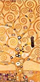 Druck auf Leinwand Klimt, L 'Baum des Lebens (1905–1909) 50x 70cm Ohne Rahmen