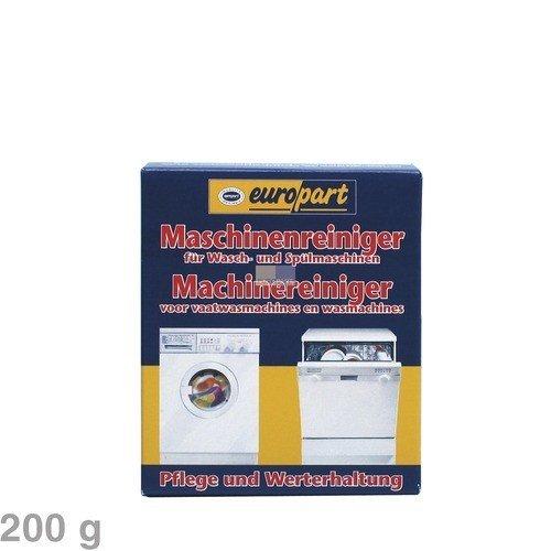 3x Europart Maschinenreiniger für Waschmaschine Spülmaschine Geschirrspüler Waschgerät