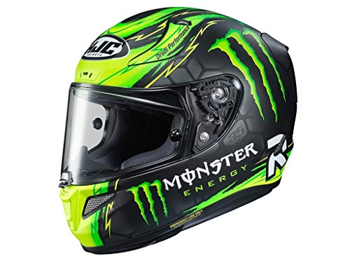 HJC Casco Integrale Rpha 11 Replica Carl Crutchlow mc4hsf L