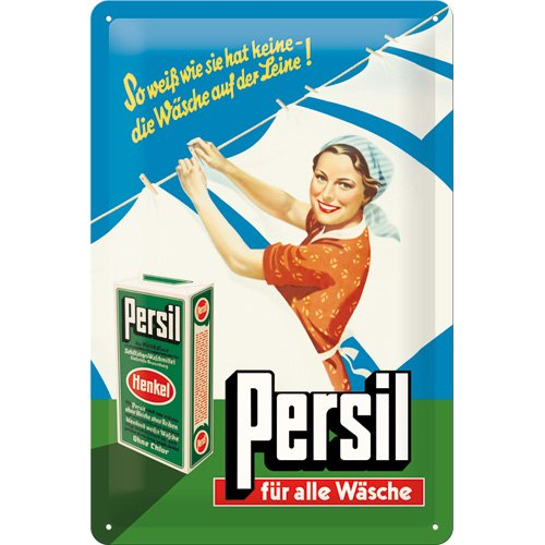 nostalgic-art-22247-targa-di-latta-motivo-pubblicit-detersivo-persil-20-x-30-cm