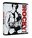 Rocky 1-6 Collection Steelbook  (6 Blu Ray)