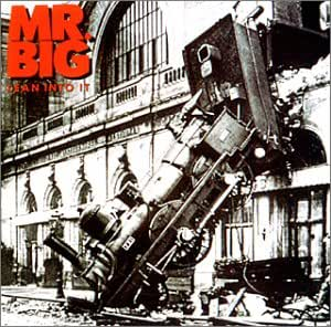 Lean Into It By Mr Big Amazon Co Uk Music