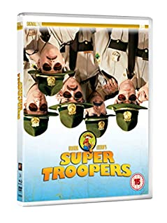 Super Troopers (Dual Format) [Blu-ray]