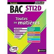 Toutes les matières Bac STI2D - Tle - Bac 2020 (13)